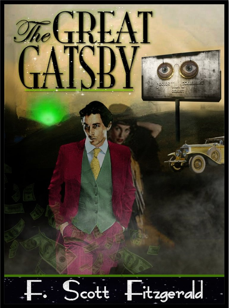 symbol of the great gatsby Essay the green light the image of the green light in the novel great gatsby, by f scott fitzgerald, is a significant symbol which reflects gatsby's dream and.