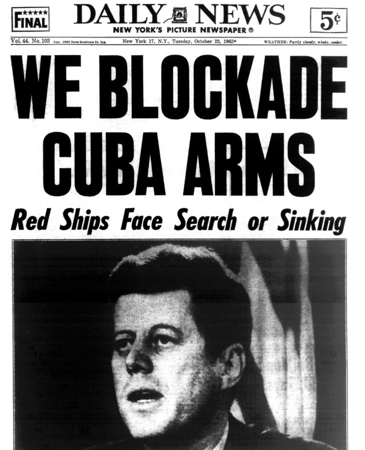 significance of cuban missile crisis Significance effects of the cuban missile crisis overall, the end results of the cuban missile crisis could've turned out a lot worse than they did.