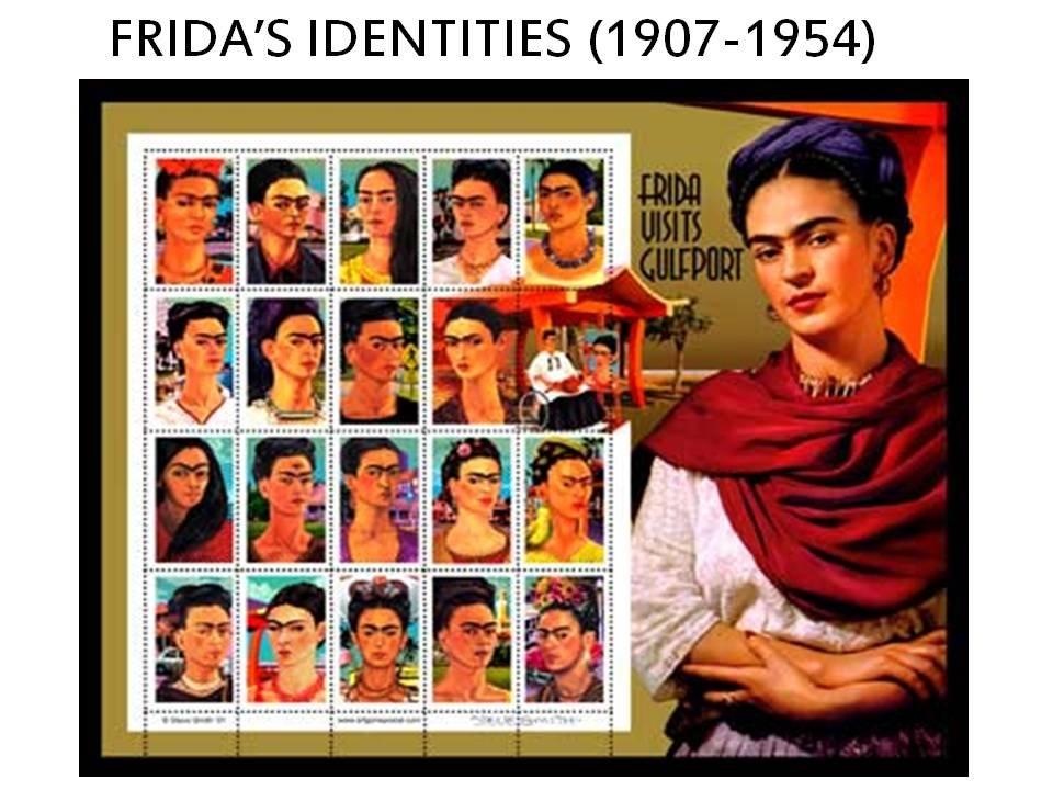 FRIDA'S IDENTITIES (1907-1954)