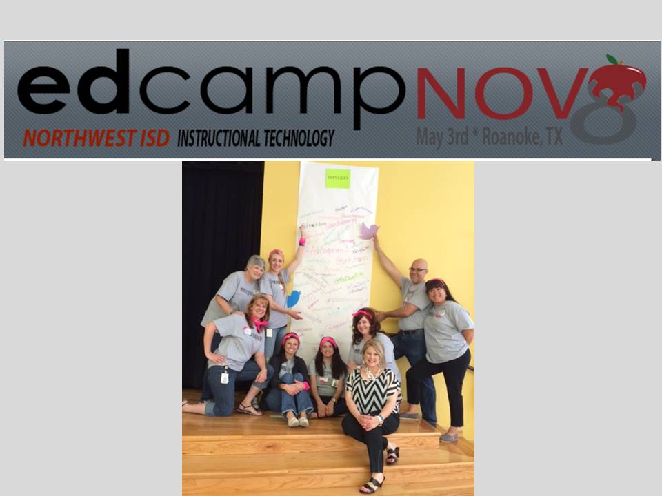 Archived Chat of #edcampNOV8 May 3rd, 2014, Session Sched...