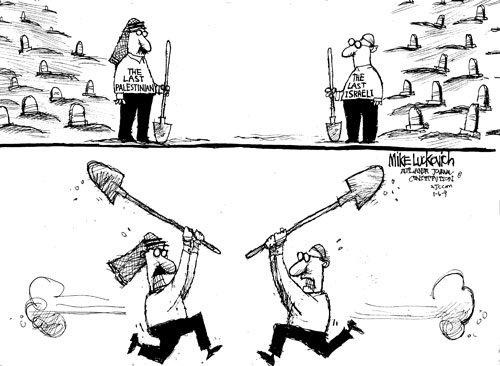 Create your own political cartoon.
