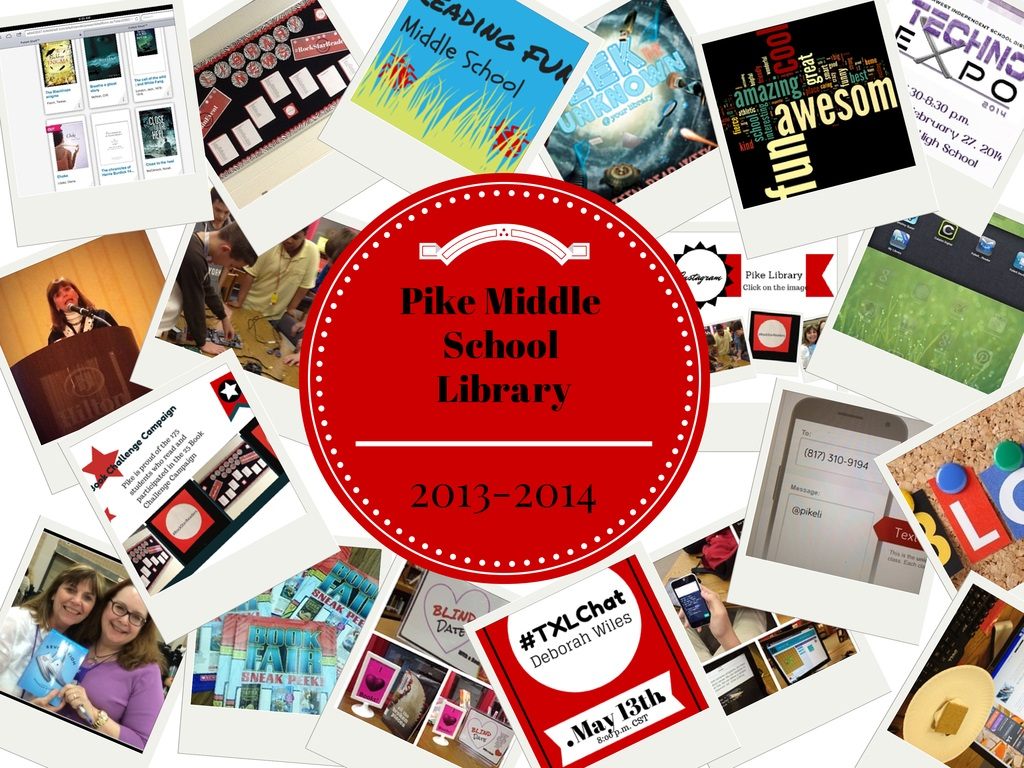 Pike Library 2013-2014