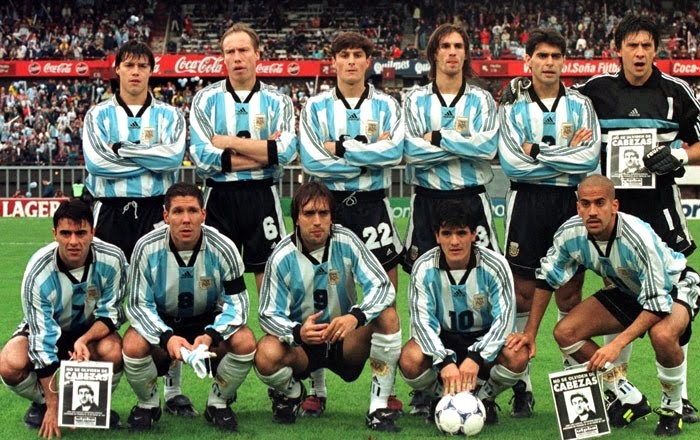 seleccion japon vs argentina