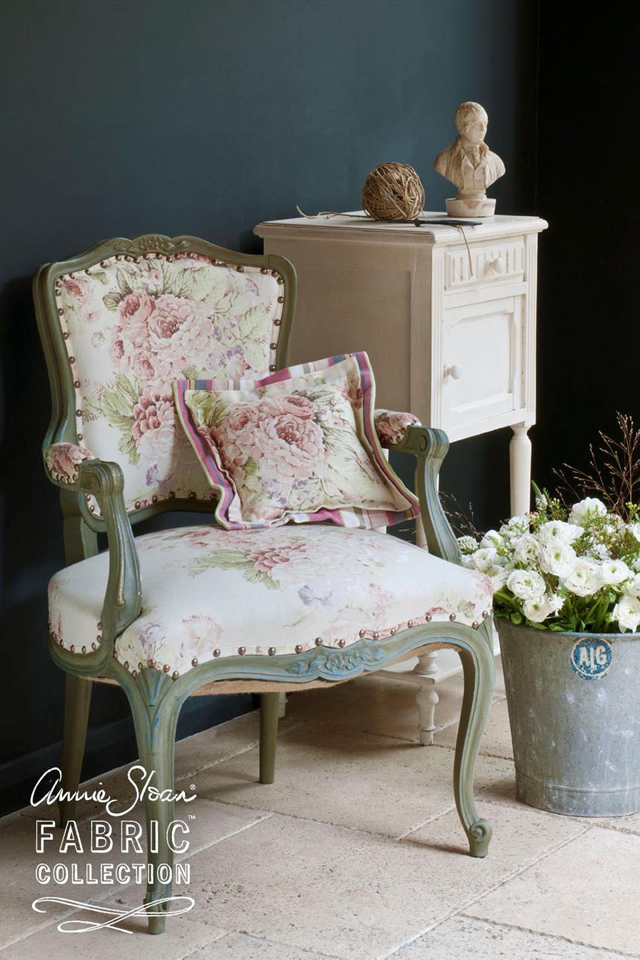 Faded Roses Chair