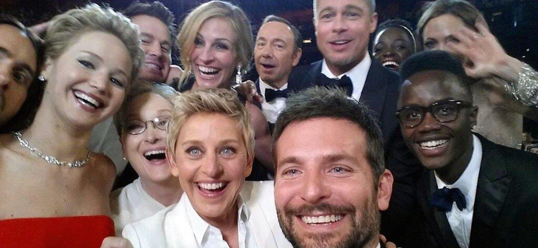 'Ellen DeGeneres' record-breaking selfie