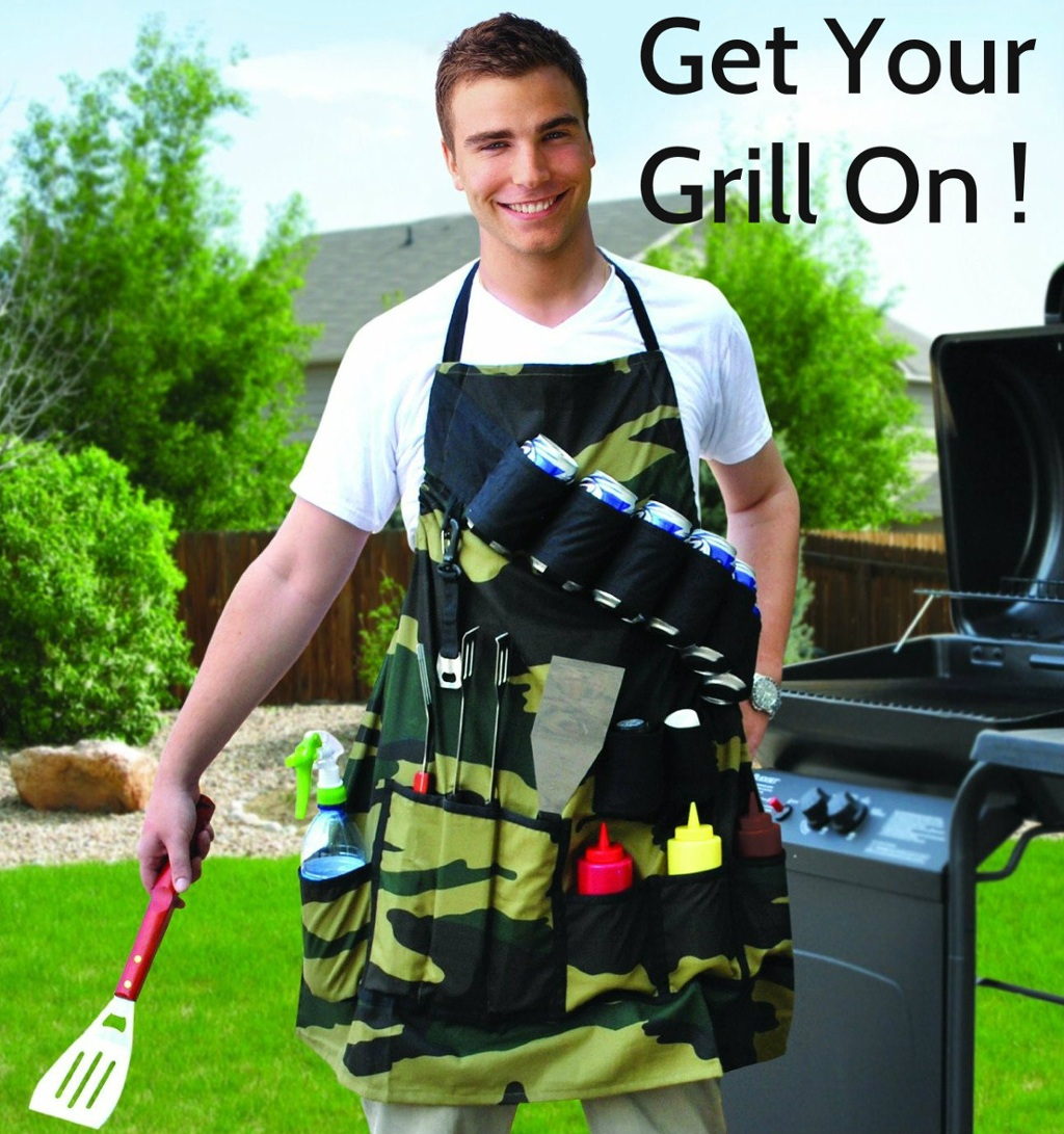 Get Your Grill On ~ Get your grill on thinglink