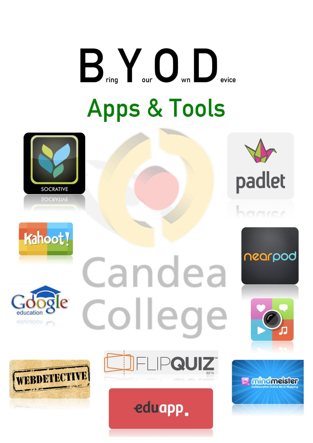 BYOD Candea College: Apps & Tools
