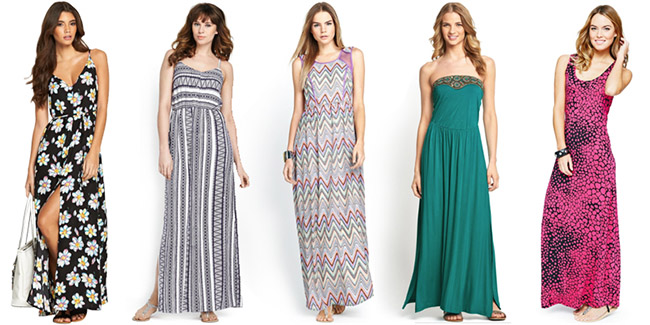 Maxi Dresses for festivals