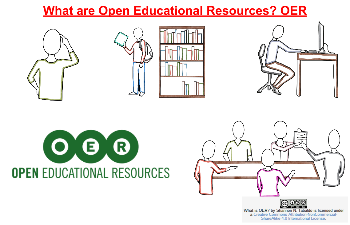 What are Open Educational Resources?