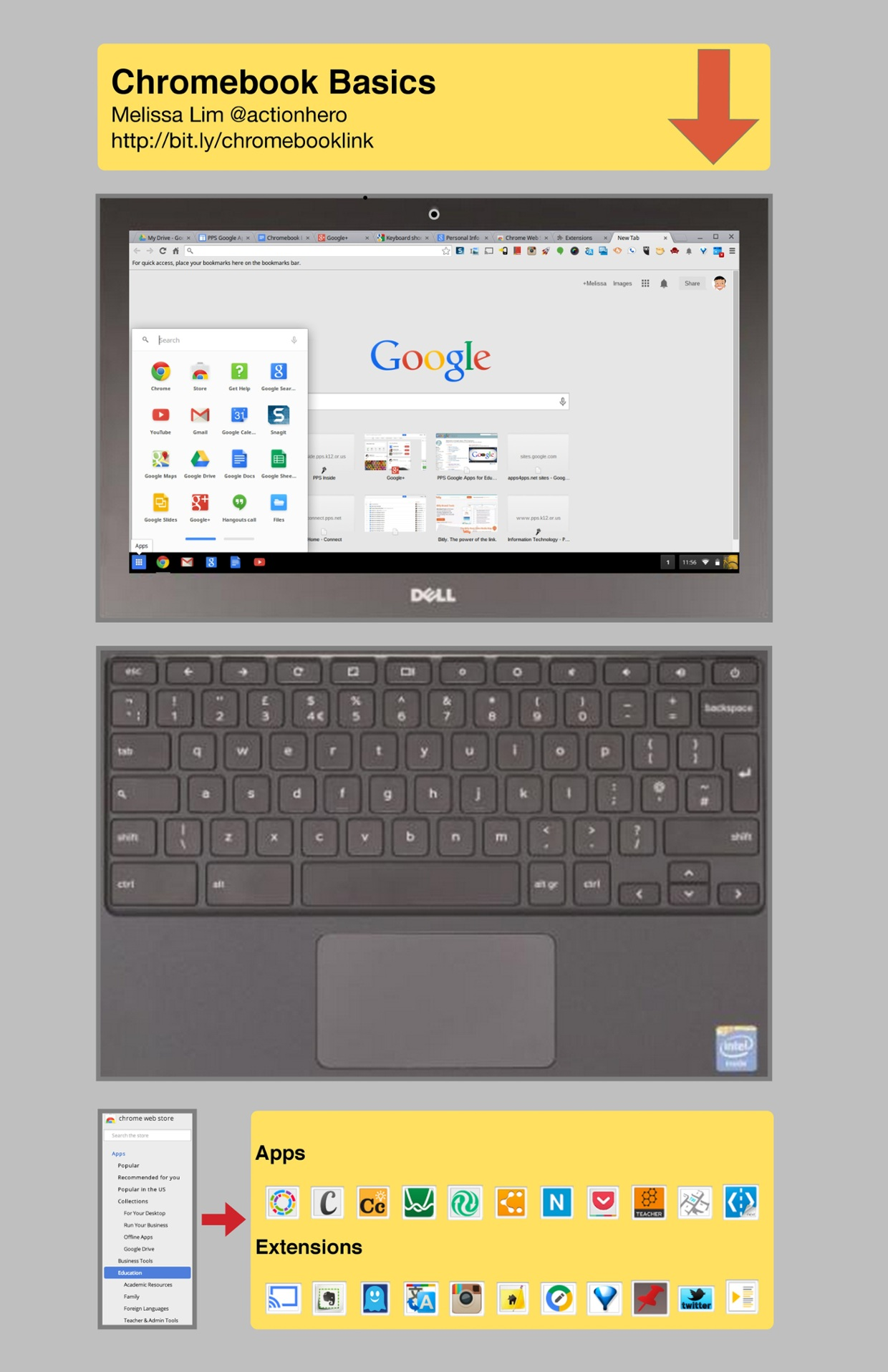 Chromebook Basics