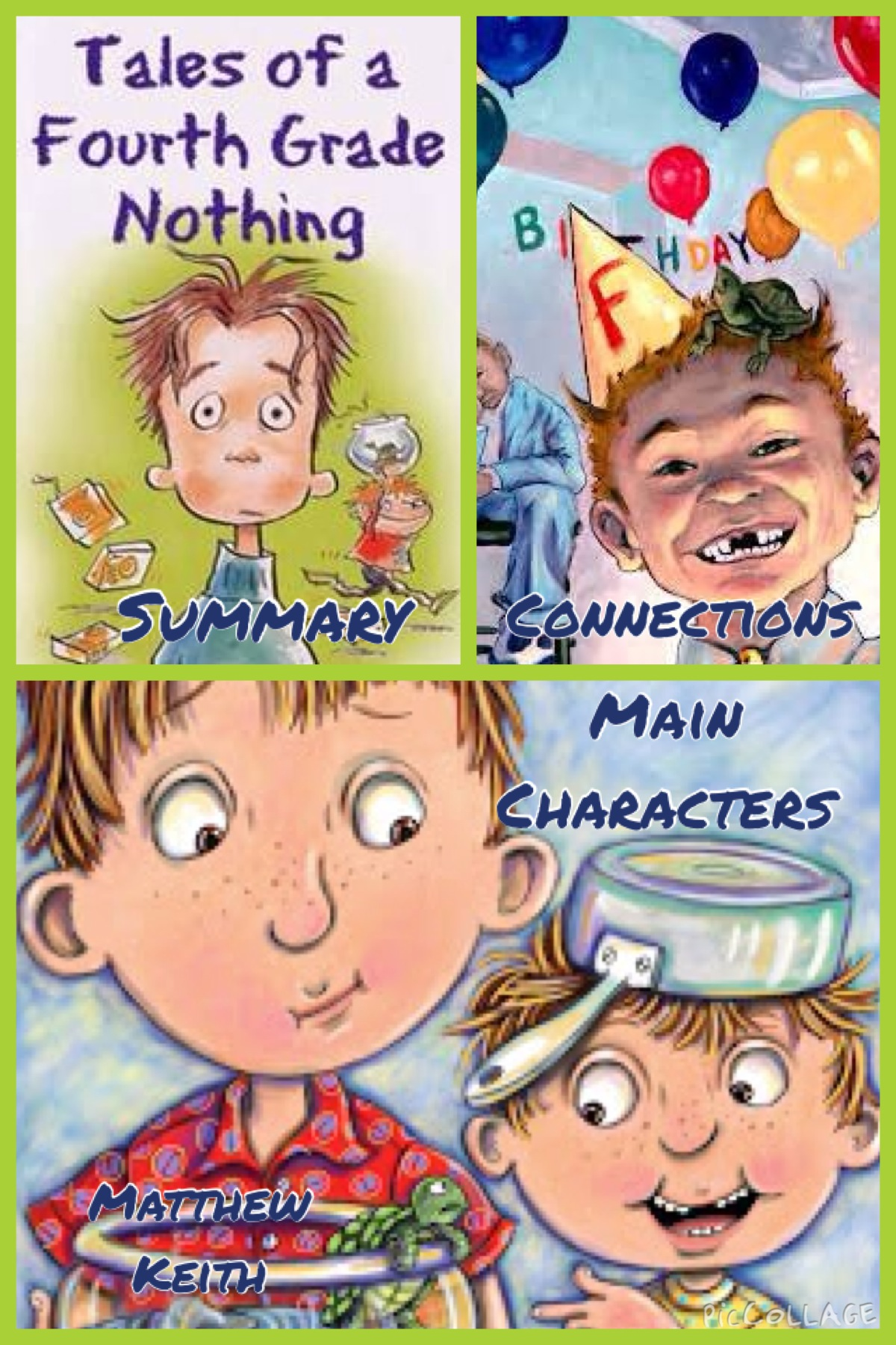 tales of a fourth grade nothing We are starting off the year reading the very fun and somewhat classic novel,  tales of a fourth grade novel by judy blume this is a story about fourth grader .