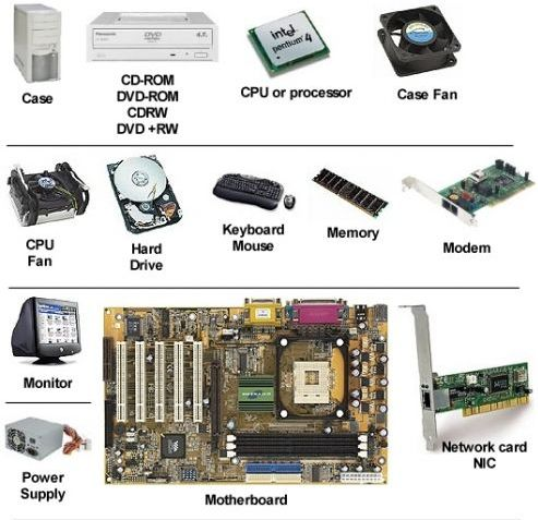 Parts Needed To Build A Media Pc