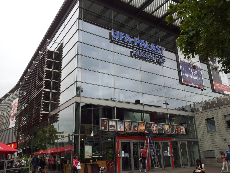Kinoprogramm Düsseldorf Ufa
