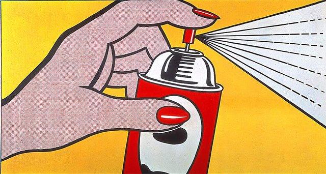 Pop art t cnicas - Pop art roy lichtenstein obras ...