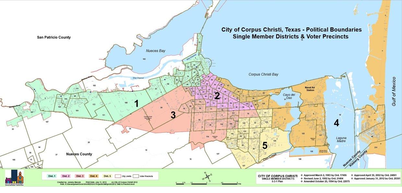 Corpus Christi City Council Elections (Nov. 2014) on