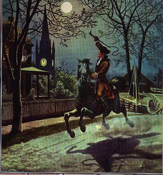 a biography of paul revere an american patriot 1734 - in december paul revere is born  this engraving by paul revere is an early example of american  a leading patriot paul draws a more accurate.