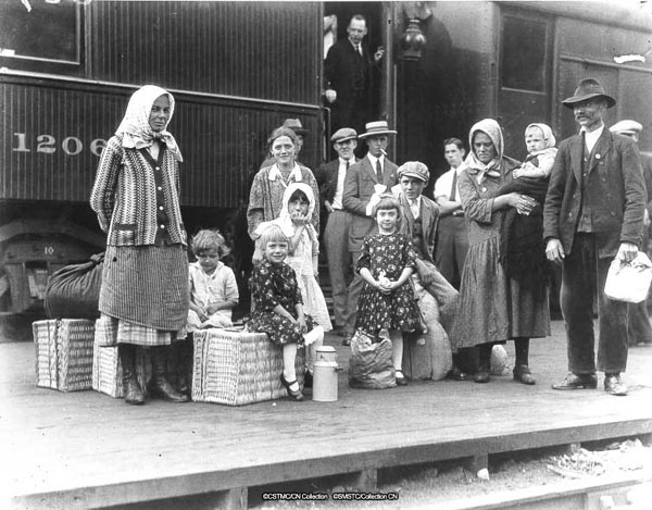 Immigration To The Us In The 1920 S