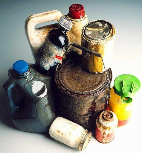 Hazardous waste affecting our community essay