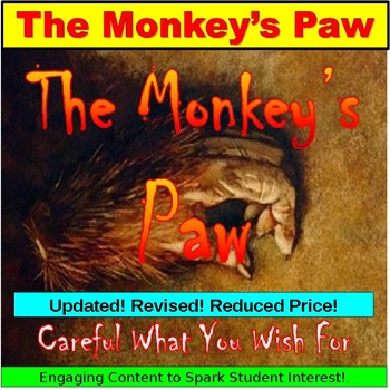 essey of the monkey s paw Browse thousands of essays from our giant database of academic papers find assignments like the people's media company 22 j.