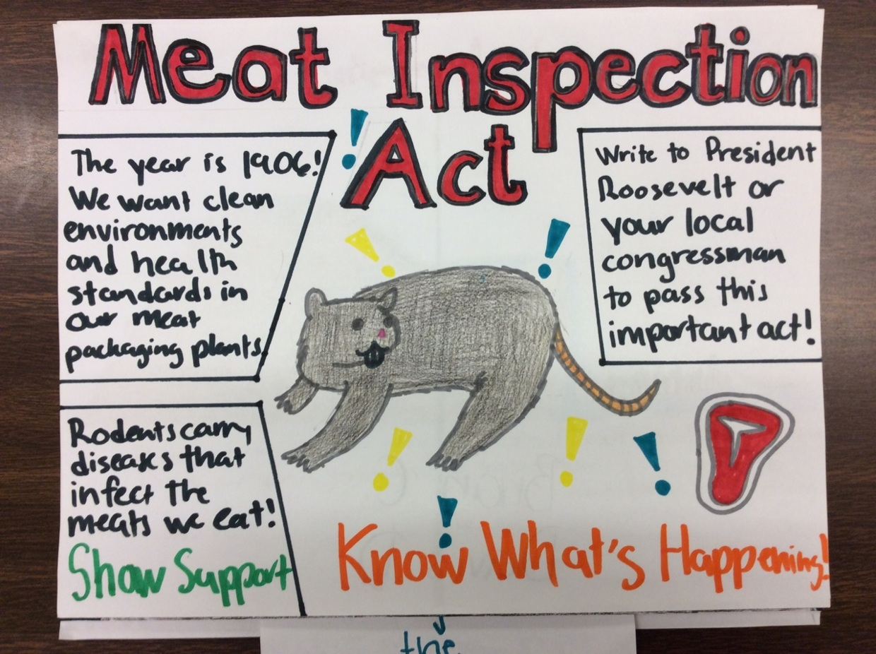 what was the meat inspection act