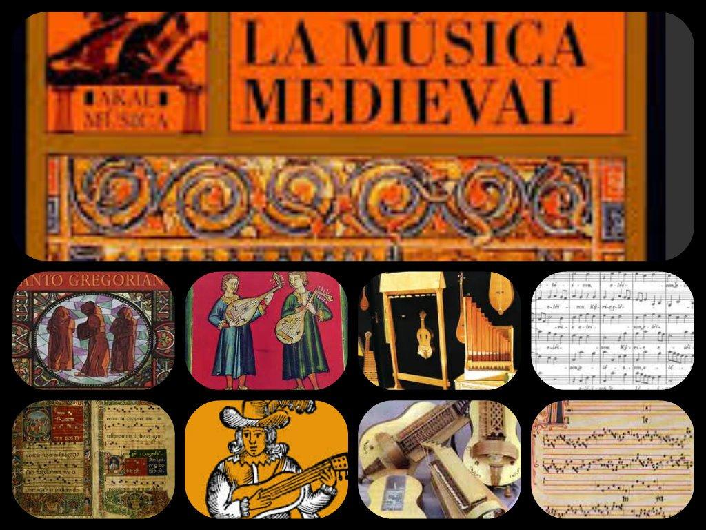 la música medioval