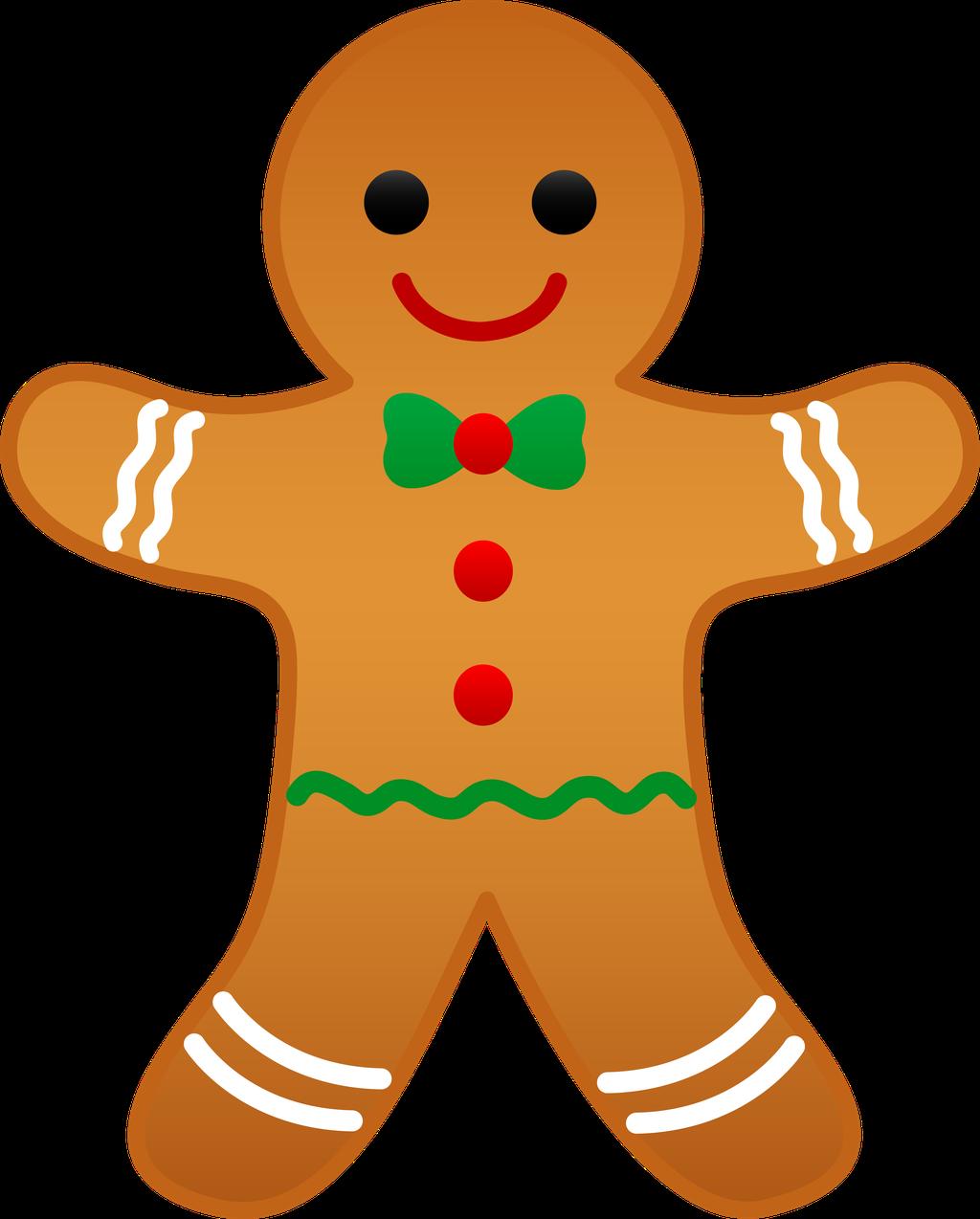 Sweet Gingerbread Man, Gingerbread House, StarFall Ginger...