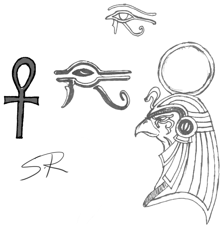 Uncategorized Egyptian Gods Drawings ra the egyptian sun god thinglink