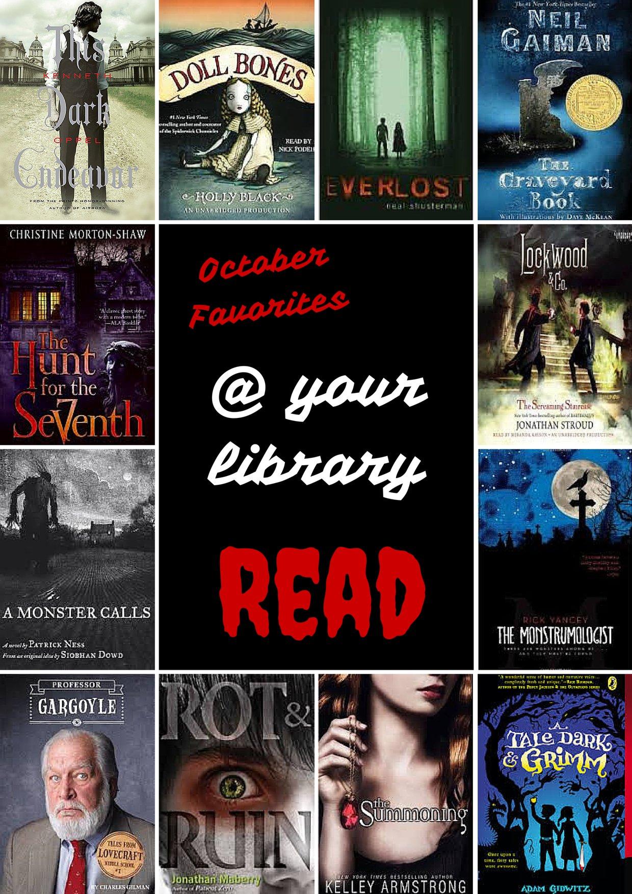 October Dare to Read