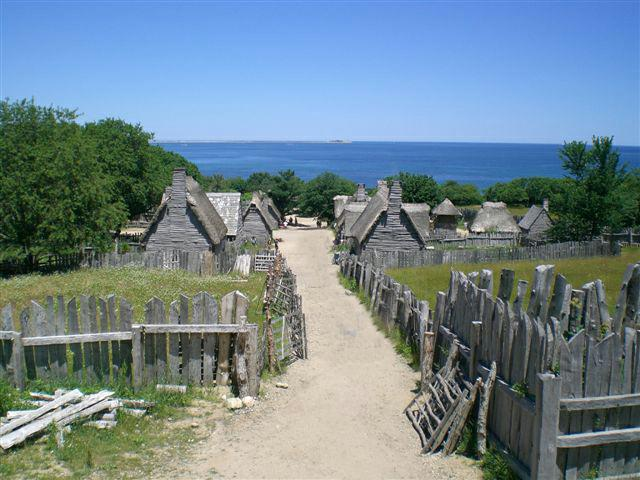 plymouth colony and cape cod seacoast They landed on the shores of cape cod and on december 18 the ship docked at plymouth rock, on the western side of cape cod bay d plymouth colony.