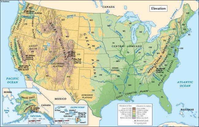 Prestons Elevation Map ThingLink - Elevation map