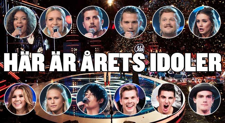 Idol 2019 Deltagare