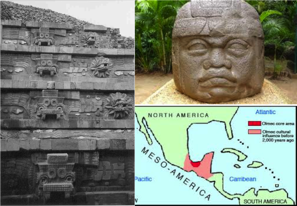 Neolithic and industrial revolutions
