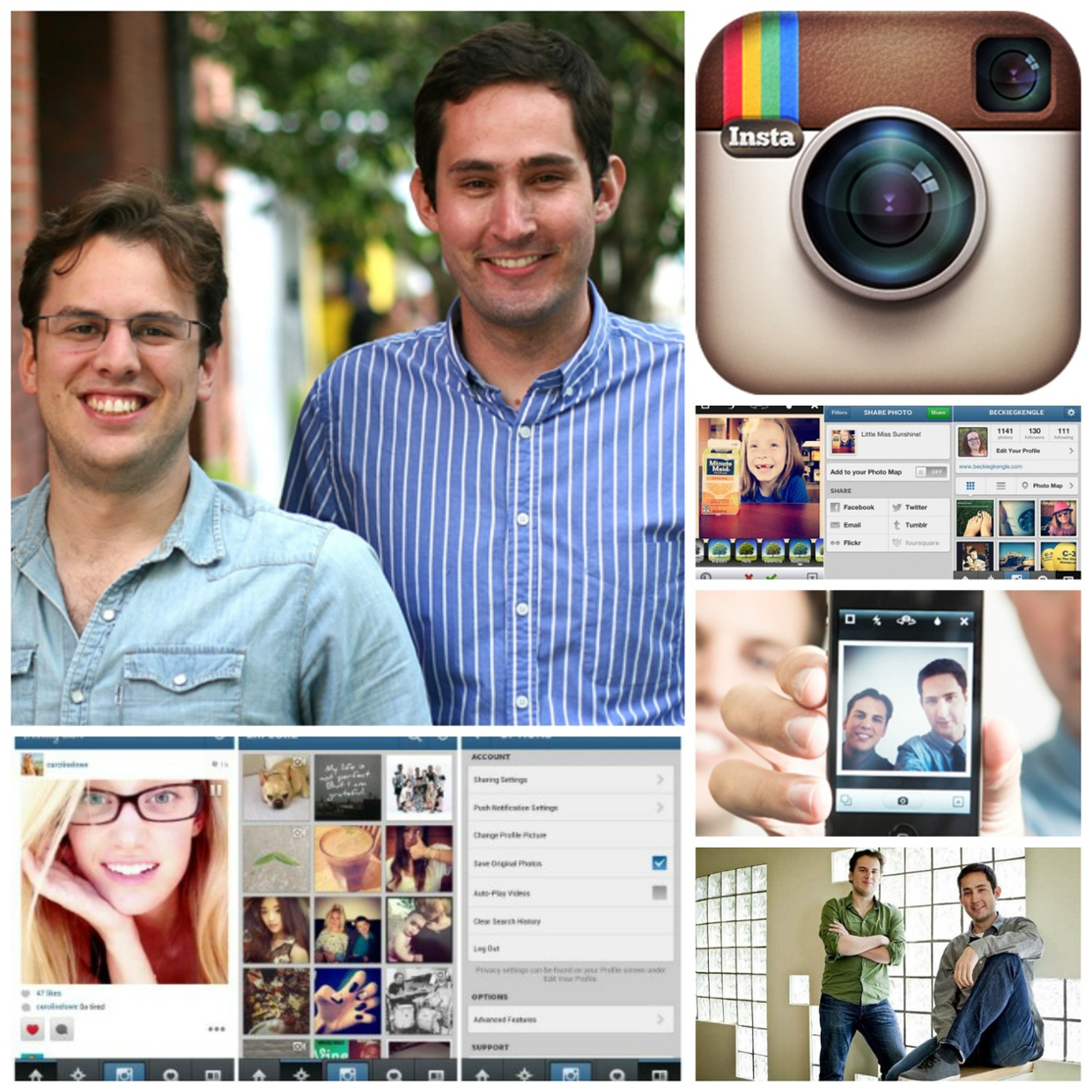 Instagram - Kevin Systrom and Mike Krieger