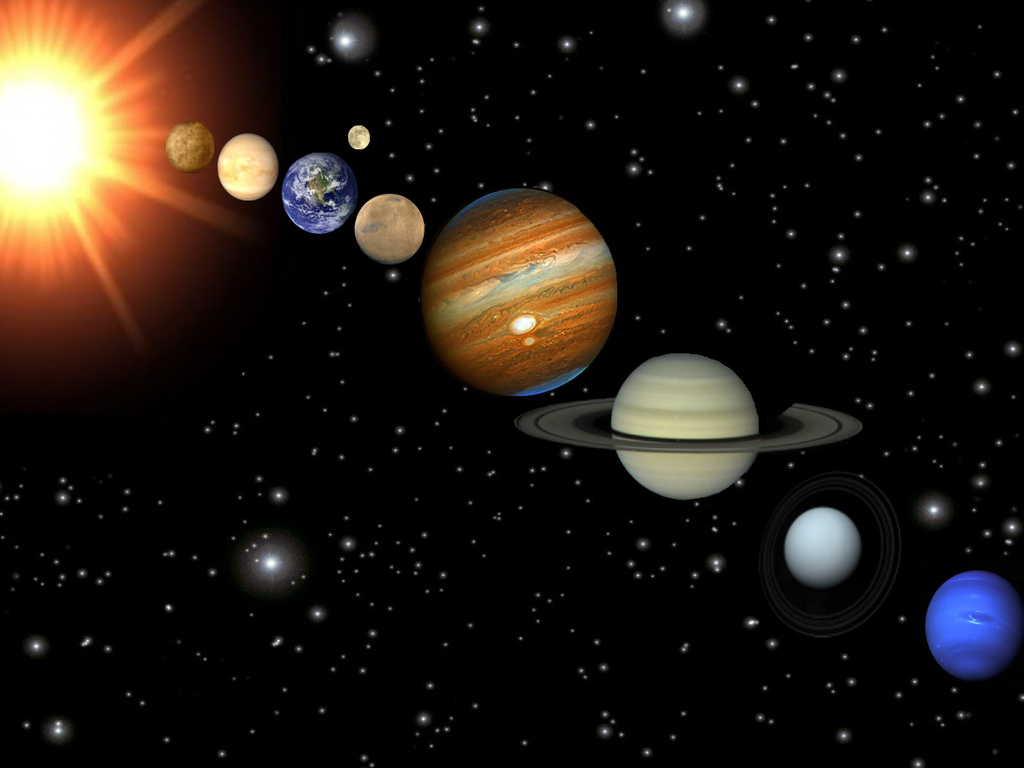Sunthe sun is the only star in our solar system - Solar system hd wallpapers 1080p ...