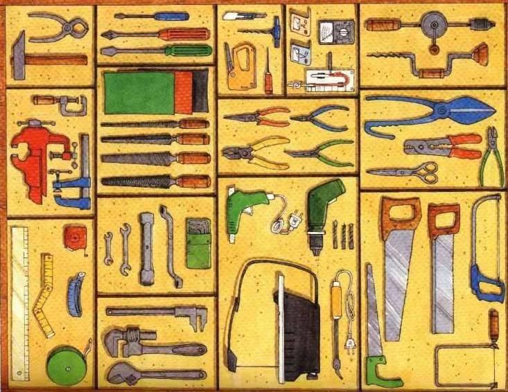Tauler de ferramentes