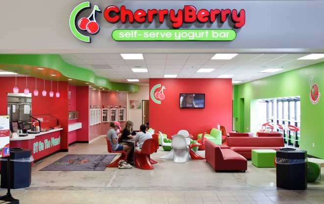Cherry Berry Franchise Project