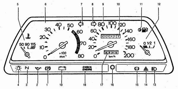 Бортовой Компьютер В Панели Приборов На Ваз 2110 Инструкция
