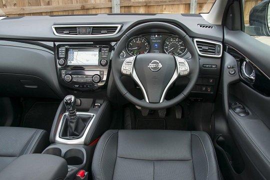 Nissan qashqai review nissan qashqai thinglink for Interieur qashqai 2015