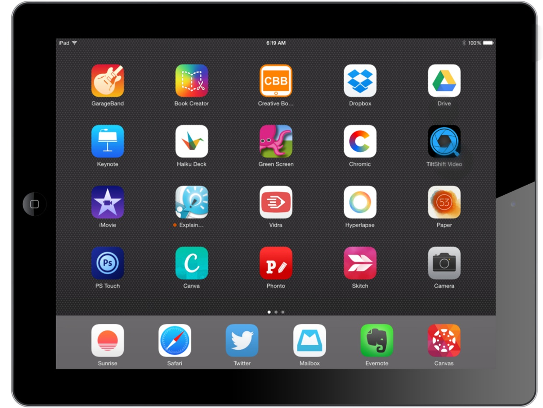 App-Smashing iPad (Late 2014)
