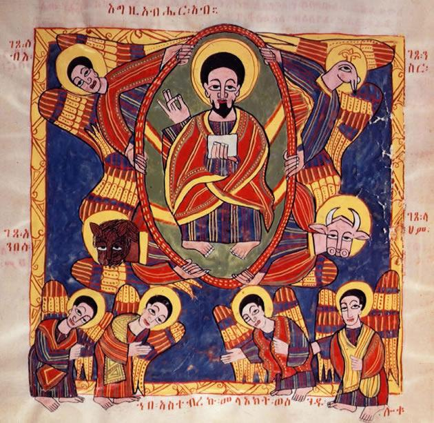 why is ethiopia christian