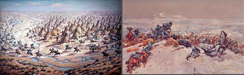 fetterman massacre The history of fetterman's massacre and its similarities to custer's last stand almost everyone has heard of the battle of the little bighorn and custer's last stand which occurred on june 25-26, 1876.