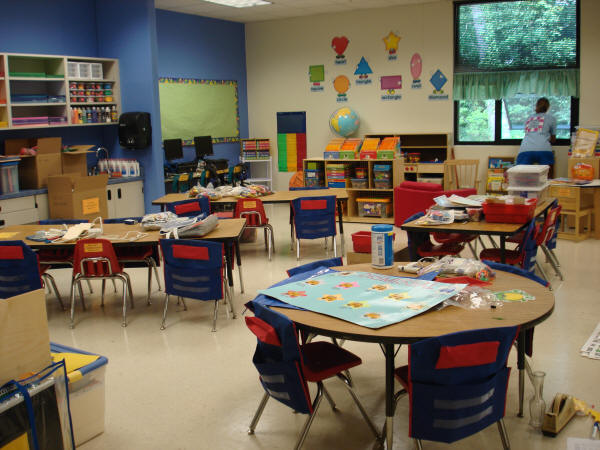 Modern Montessori Classroom ~ The dirtiest places in a classroom