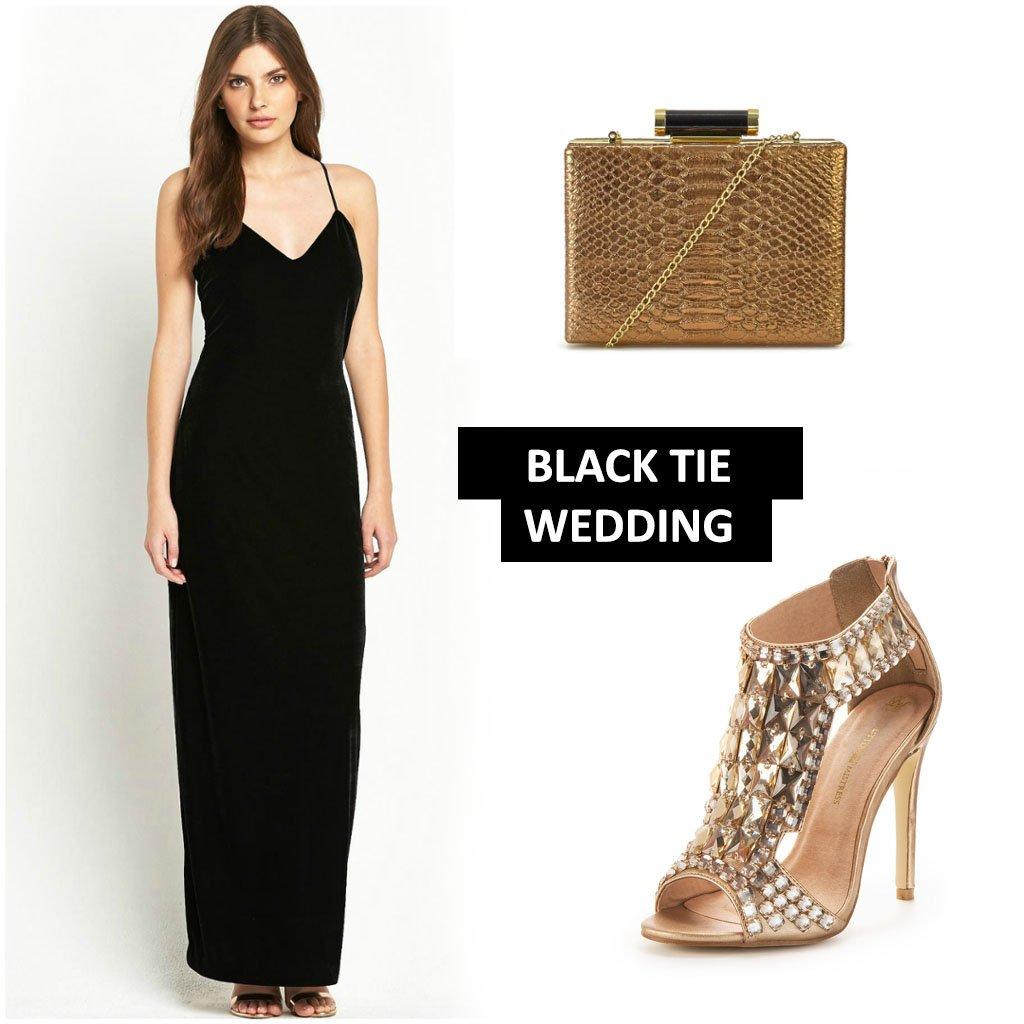 Black Tie wedding: the dress code explained | Littlewoods Ireland Blog