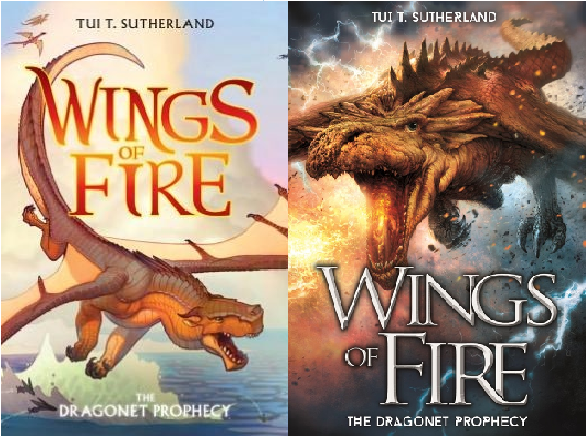 wings of fire the dragonet prophecy report by ryan gertner