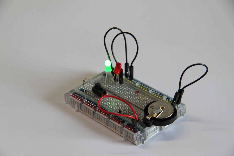 Challenge Two - Signal Box (v.2)