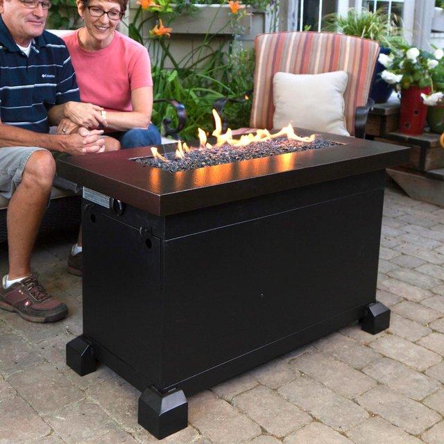 multimedia - Propane Fire Table