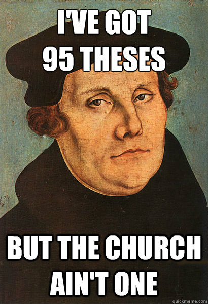 Martin Luther project