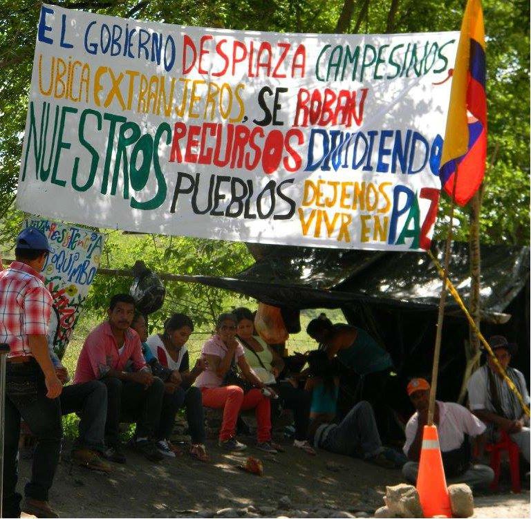 25 DIAS DE ACCIONES DE RESISTENCIA