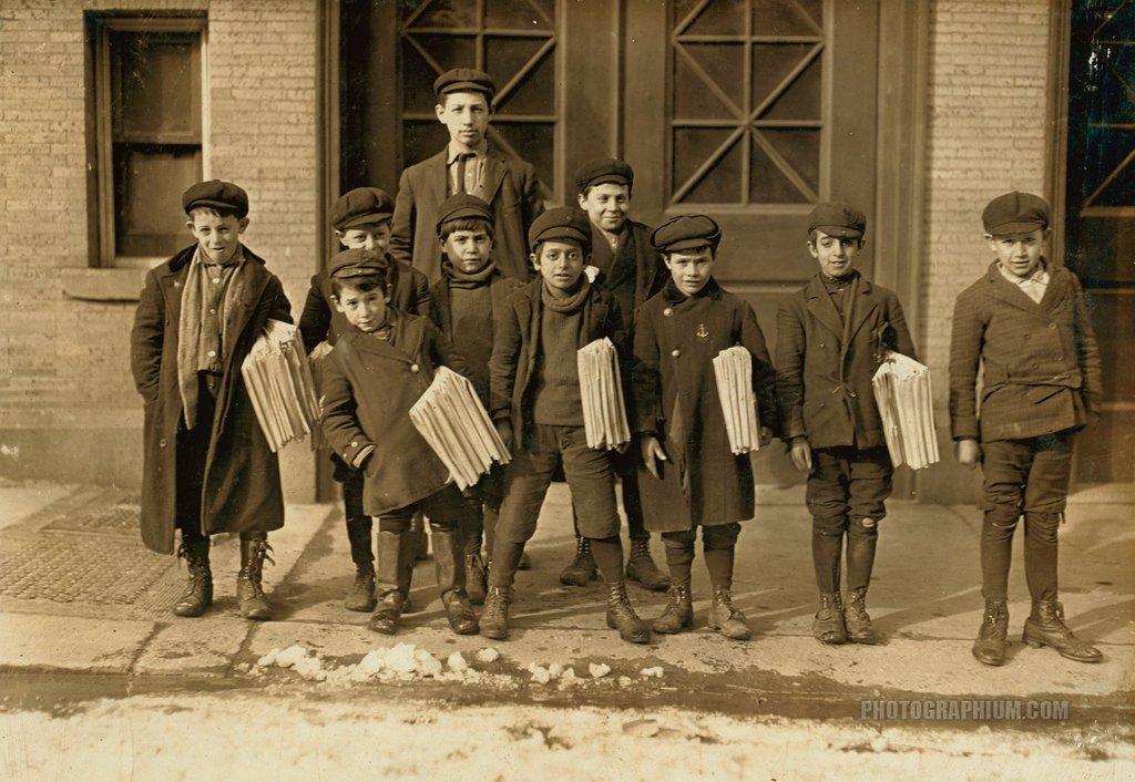 Newsies Strike of 1899