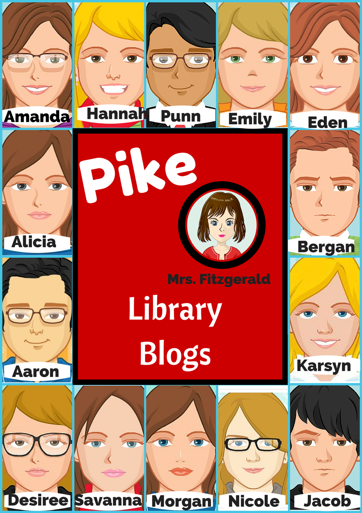 Pike Library Blogs